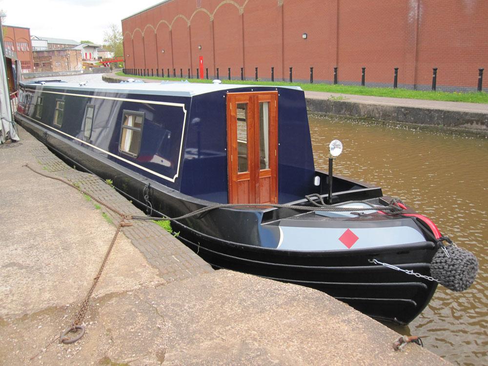 Boats 287 & 289