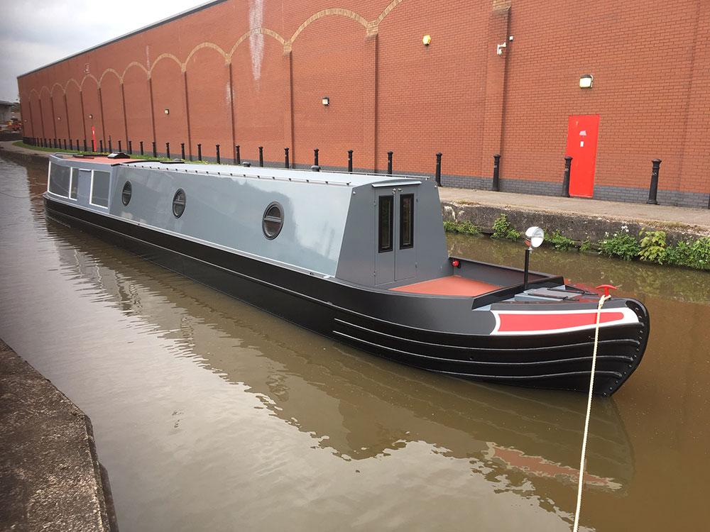 Boat 307: 57ft Semi Trad Reverse