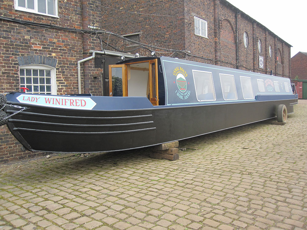 Boat 308: 66ft Dayboat for the Disabled