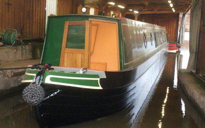 Boat 309: 65ft Liveaboard for the Disabled